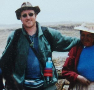 BILL SHANKS in PERU cropped